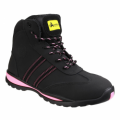 Womens  Safety Boots and Shoes