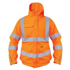 super popular 54ae0 75195 Orange Hi Vis Workwear   High Visibilty Clothing   Bodyguard Workwear