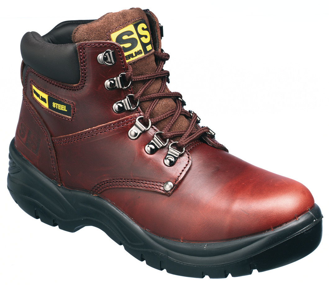 bodyguard-Boots-Sterling-Light-Weight-Brown-Safety-Boot