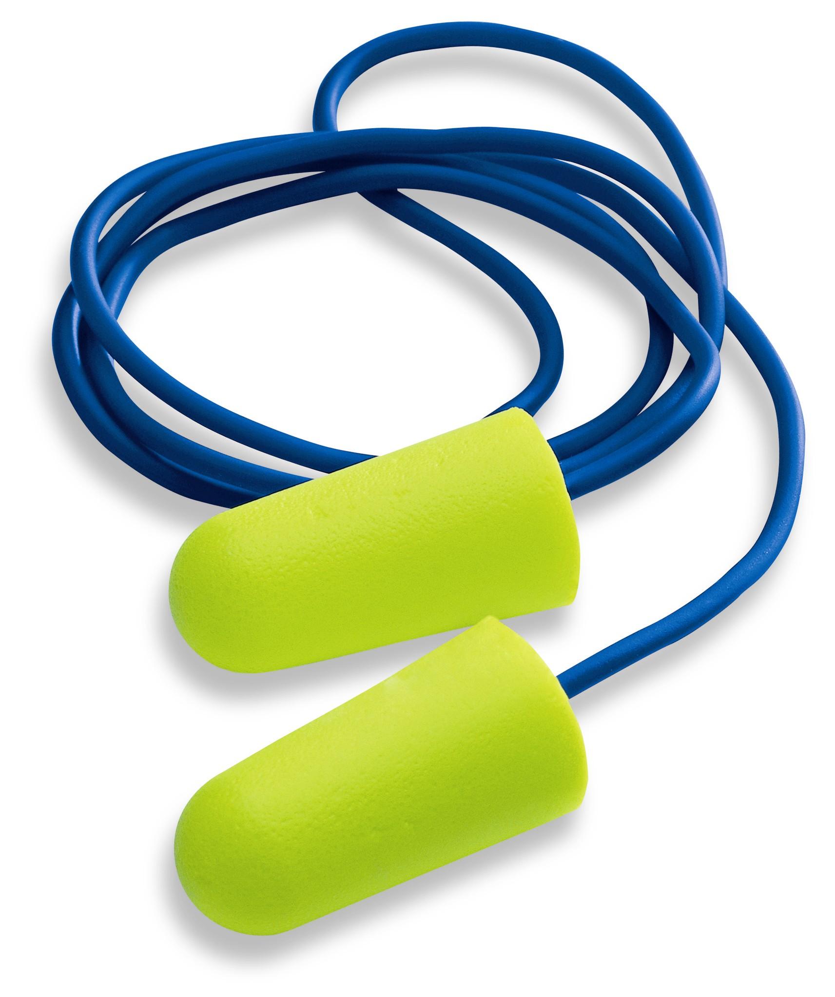 bodyguard-Ear-Plugs-Uvex-X-Fit-Corded-Earplugs-(Packed-100-pairs)