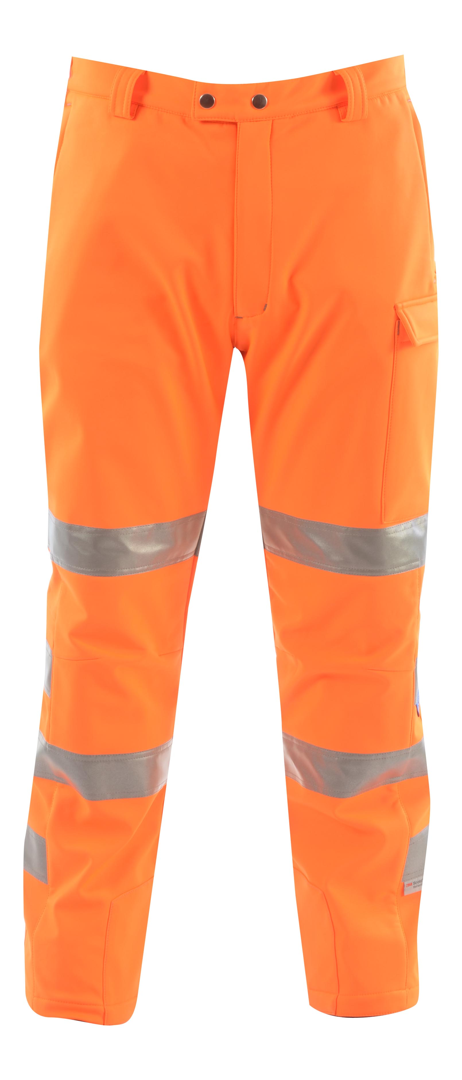 bodyguard-Softshell-Mens-3-Layer-Softshell-HV-Rail-Trouser
