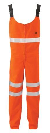 bodyguard-Gore-Tex-Goretex-Salopette-Orange