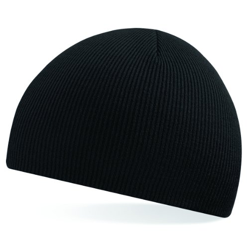 bodyguard-Accessories-Beechfield-Beanie-Black
