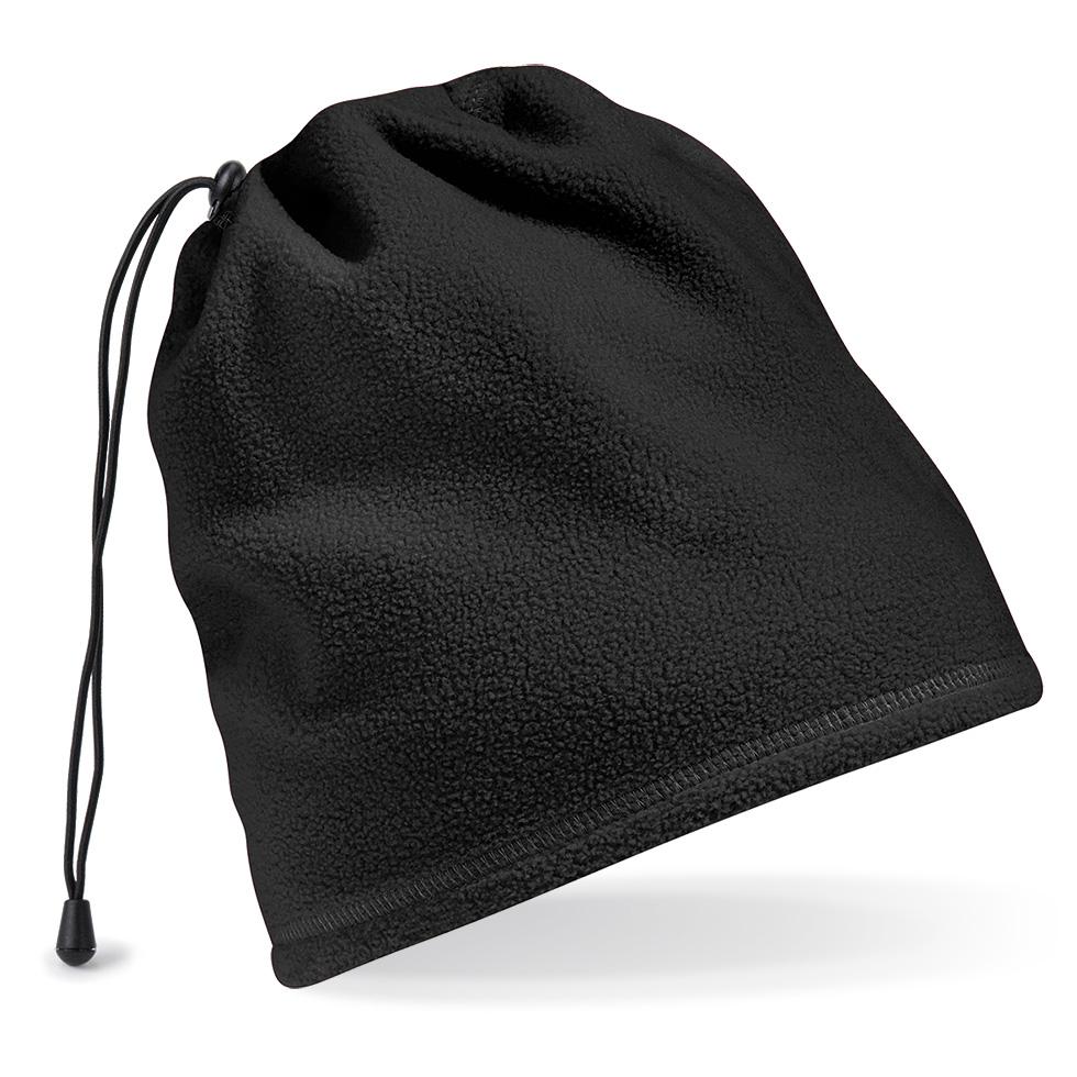 bodyguard-Accessories-Fleece-Neck-Warmer/Hat-Black