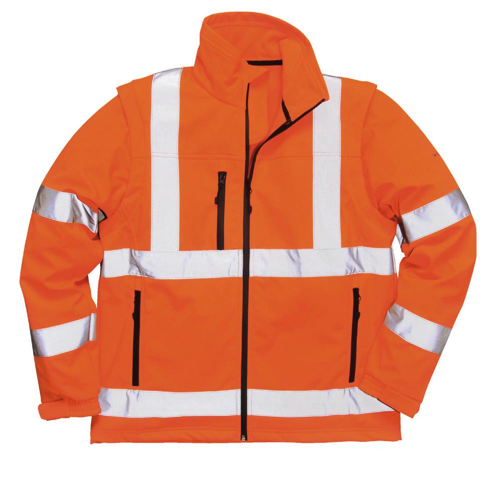 bodyguard-Softshell-High-Visibility-Softshell-Jacket