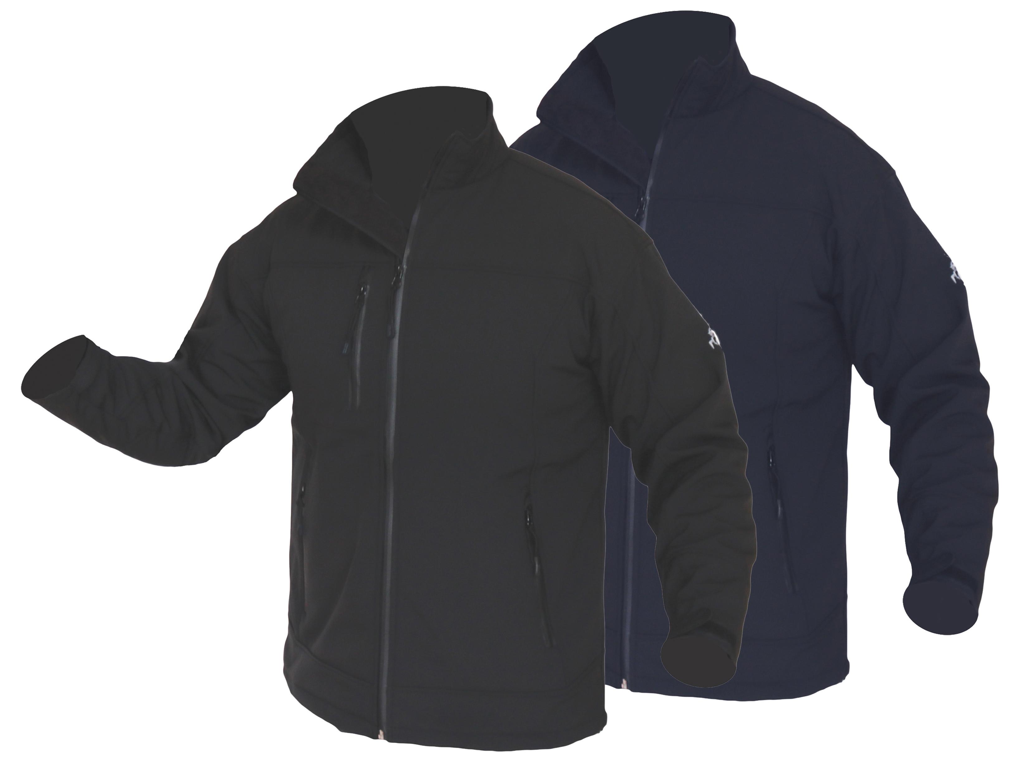 Softshell Windproof Bodyguard Fleece Jacket