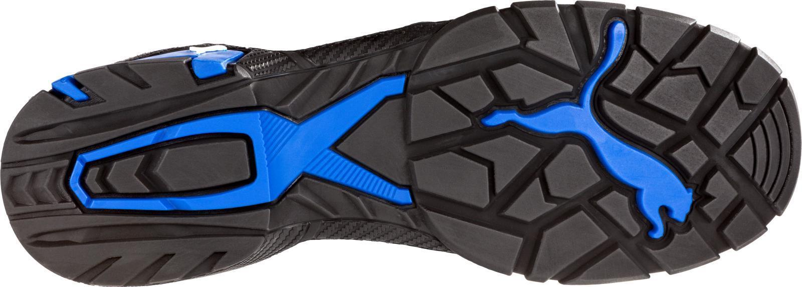 PUMA RIO LOW SAFETY TRAINERS W/ Breath Active Lining
