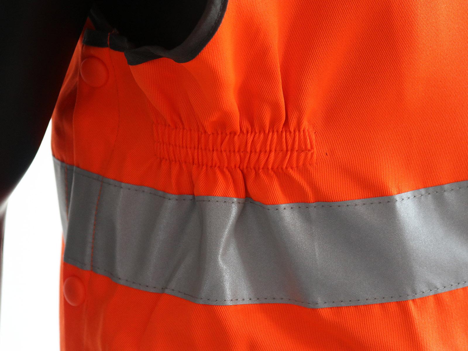 GN200RT - Premium Rail Vest w/ Quick release press studs & Zipped front  -2