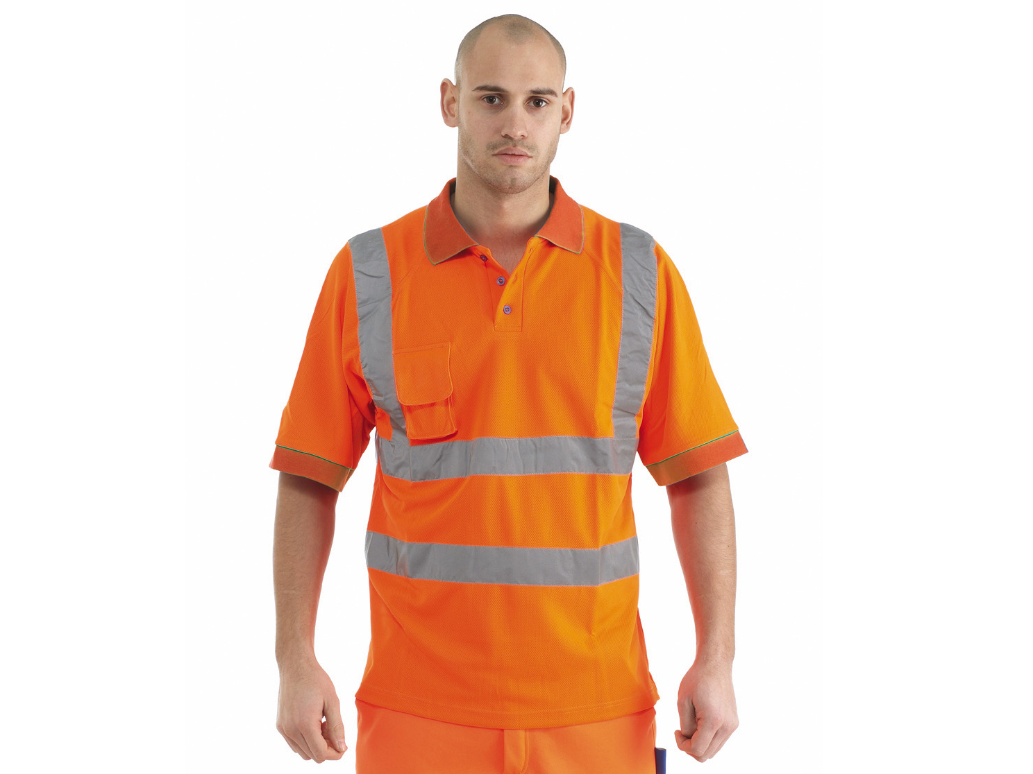 Bodyguard Rail Polo Shirt
