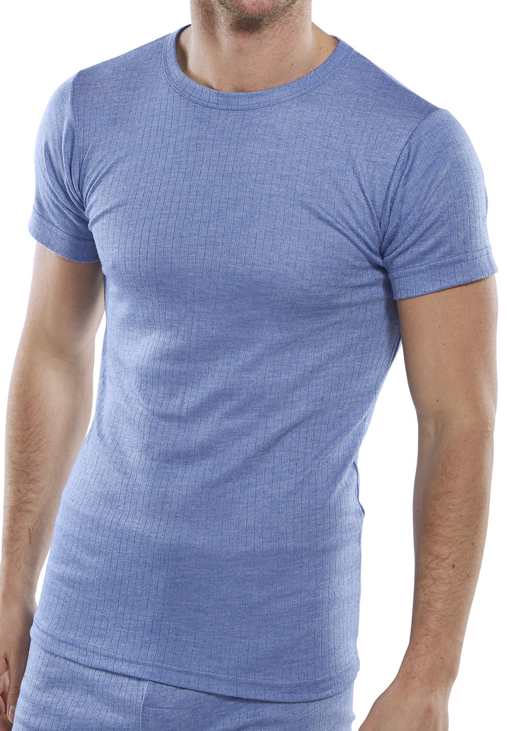 Short Sleeved Thermal vest w/ Good insulation & Lightweight breathable material