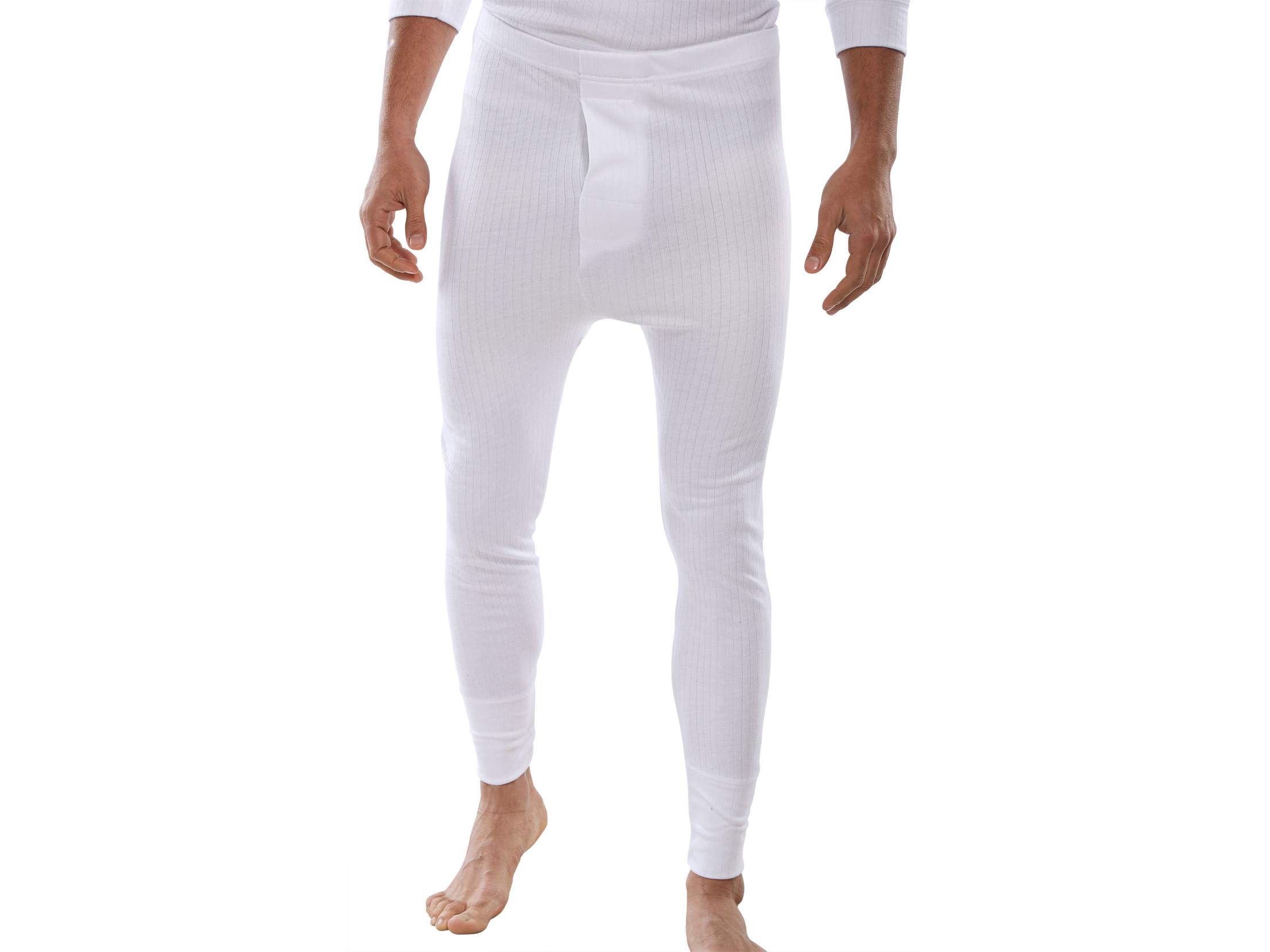 Thermal Long John Leggings w/ Good insulation & Lightweight breathable material