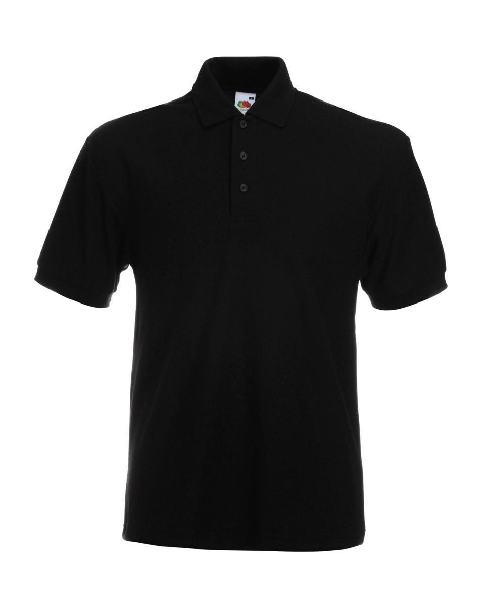 Fruit Of The Loom 65/35 Heavyweight Pique Polo Tshirt