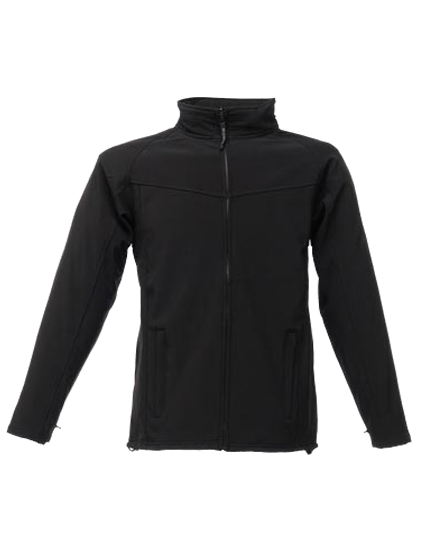 Regatta Men Uproar Softshell Jacket W/ Water Repellent Finish