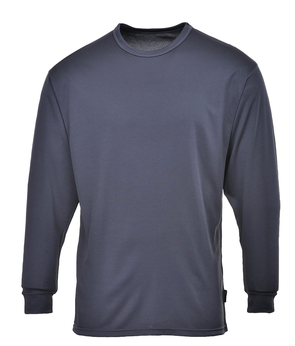 High performance base layer long sleeve top