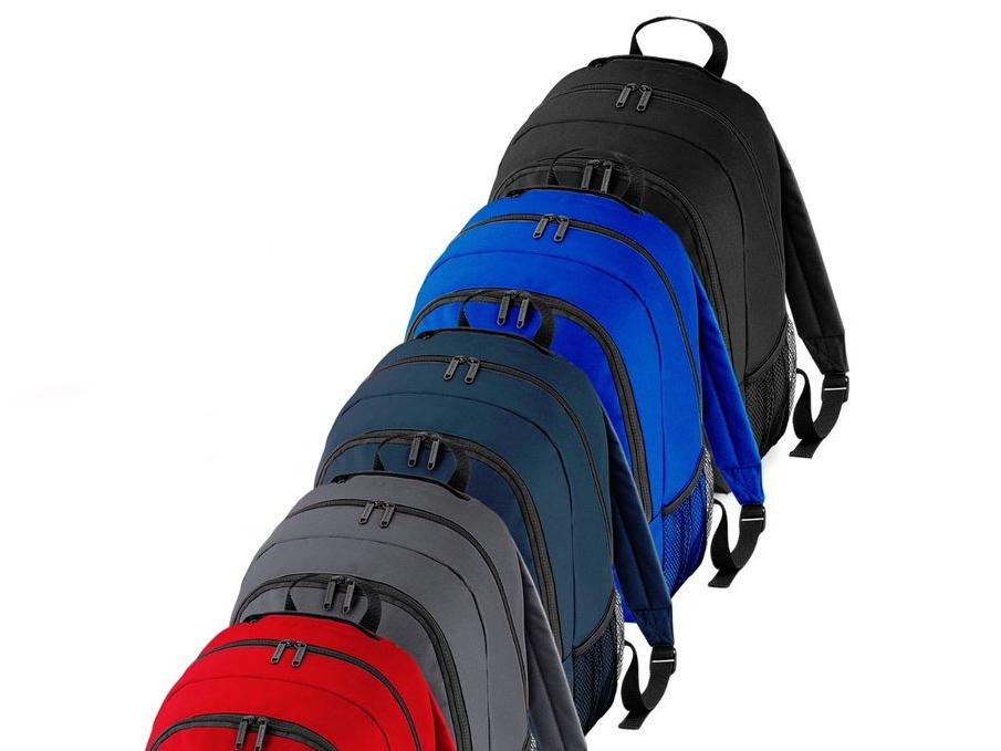 Bagbase Rucksack Backpack Royal w/ adjustable shoulder straps
