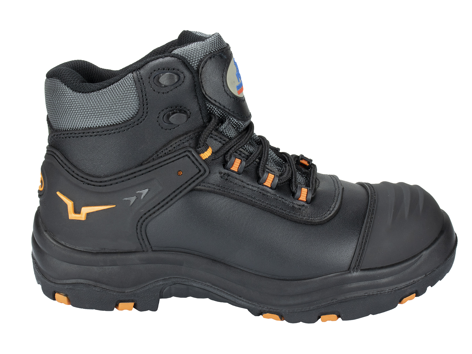 81df96acb56 Dynamic Leather Safety Boot & Tongue | Bodyguard Workwear