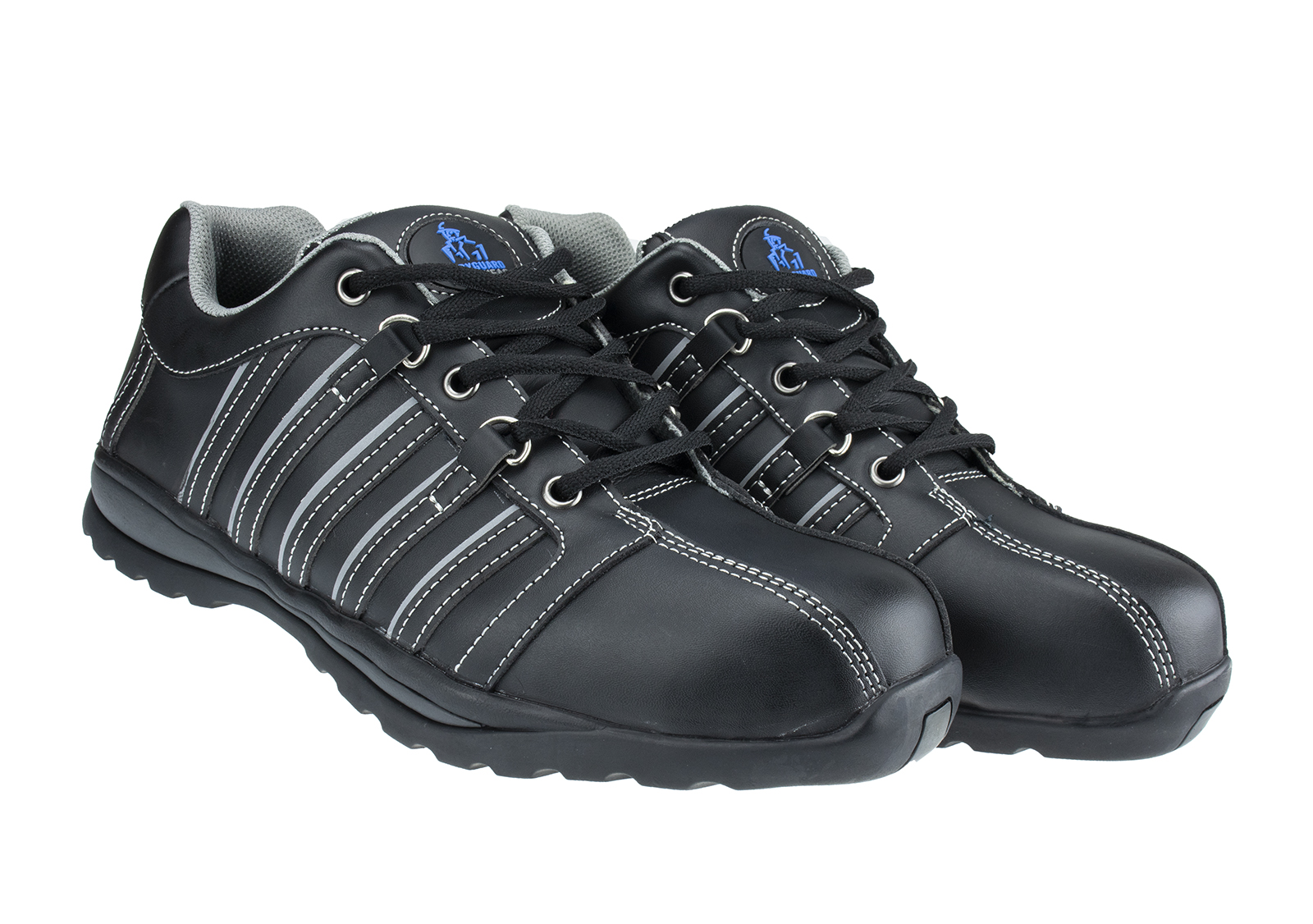 Speedster Leather Safety Trainer w/Toe Protection & Heel energy absorption - pair