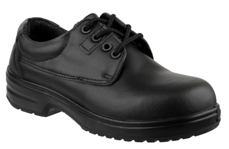 AMBLERS LADIES SAFETY SHOE w/ composite toe cap & midsole