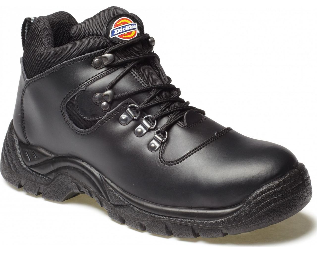 DICKIES FURY SAFETY HIKER BOOT w/ Steel Toe Cap