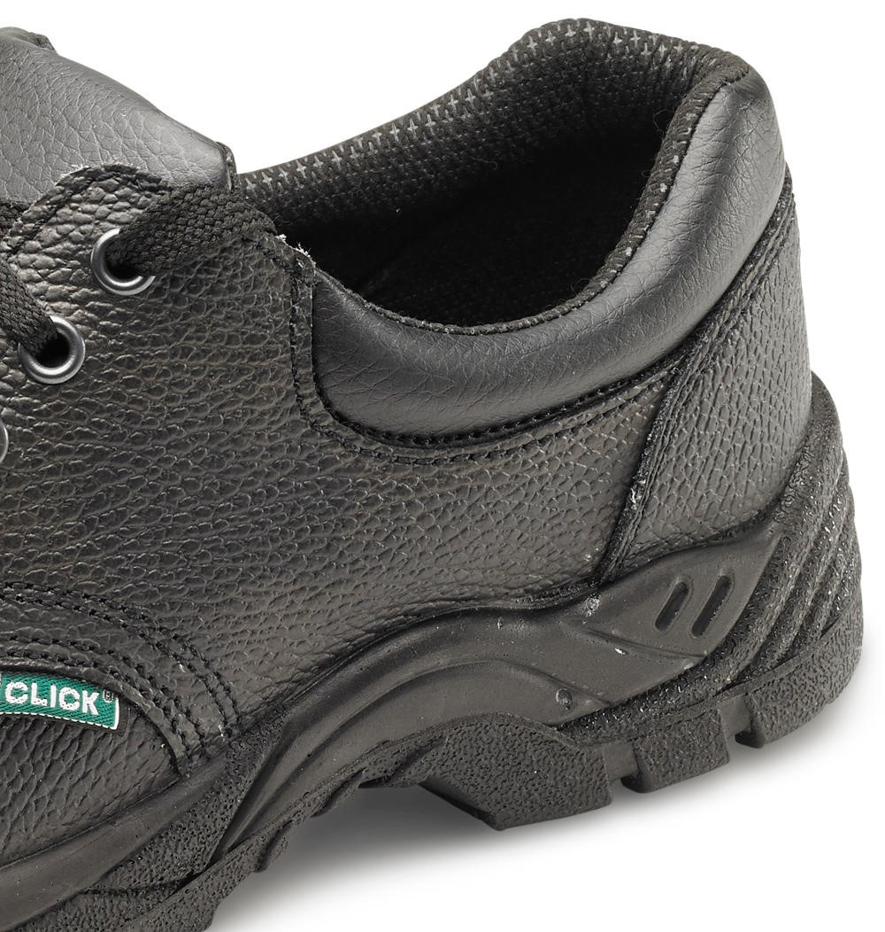 Safety Shoes w/ Steel toecap and midsole protection