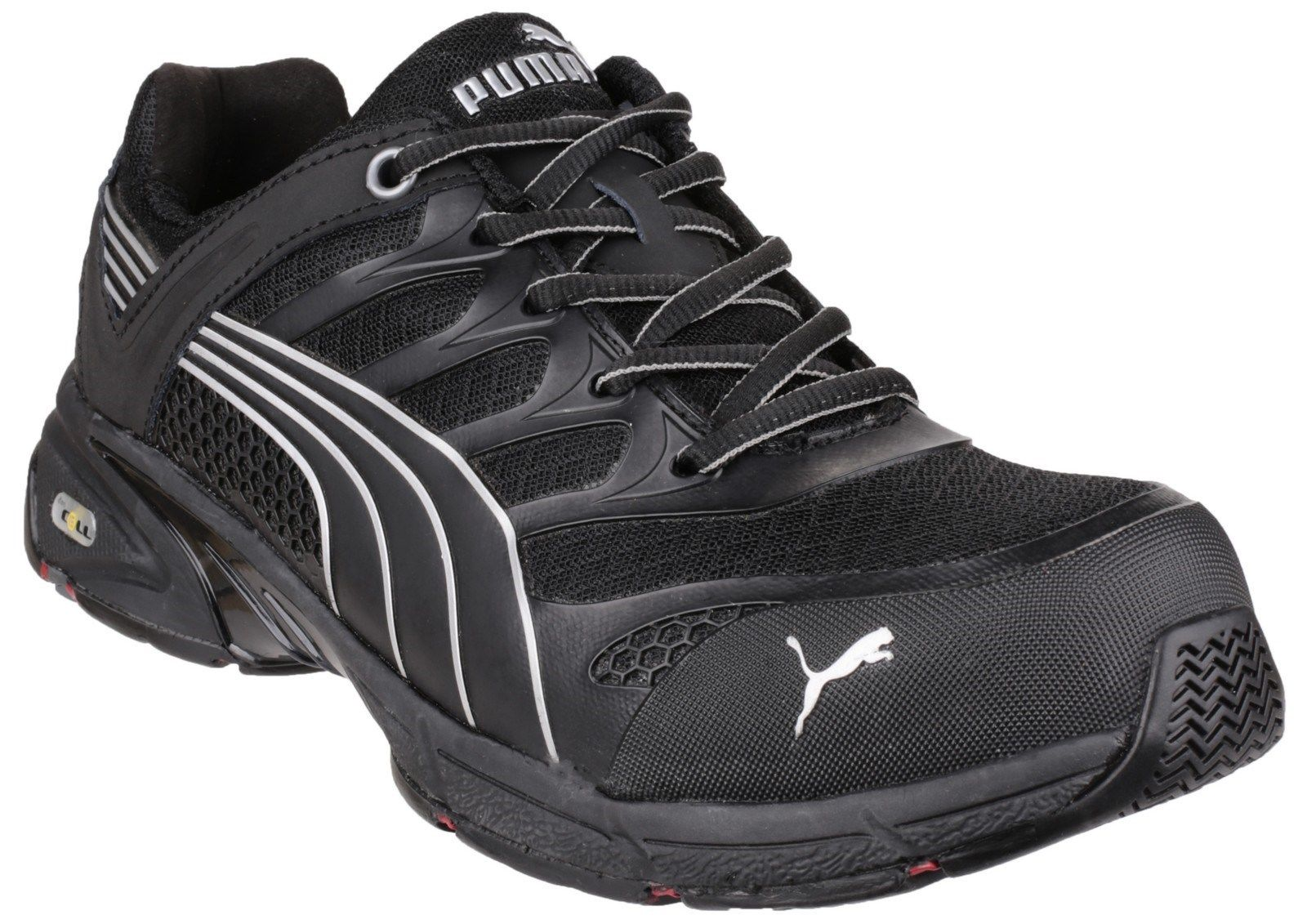 PUMA FUSE MOTION LOW Safety Trainers w/ Breath Active lining