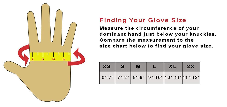Extra Grip Orange Bodyguard Glove Excellent hand grip
