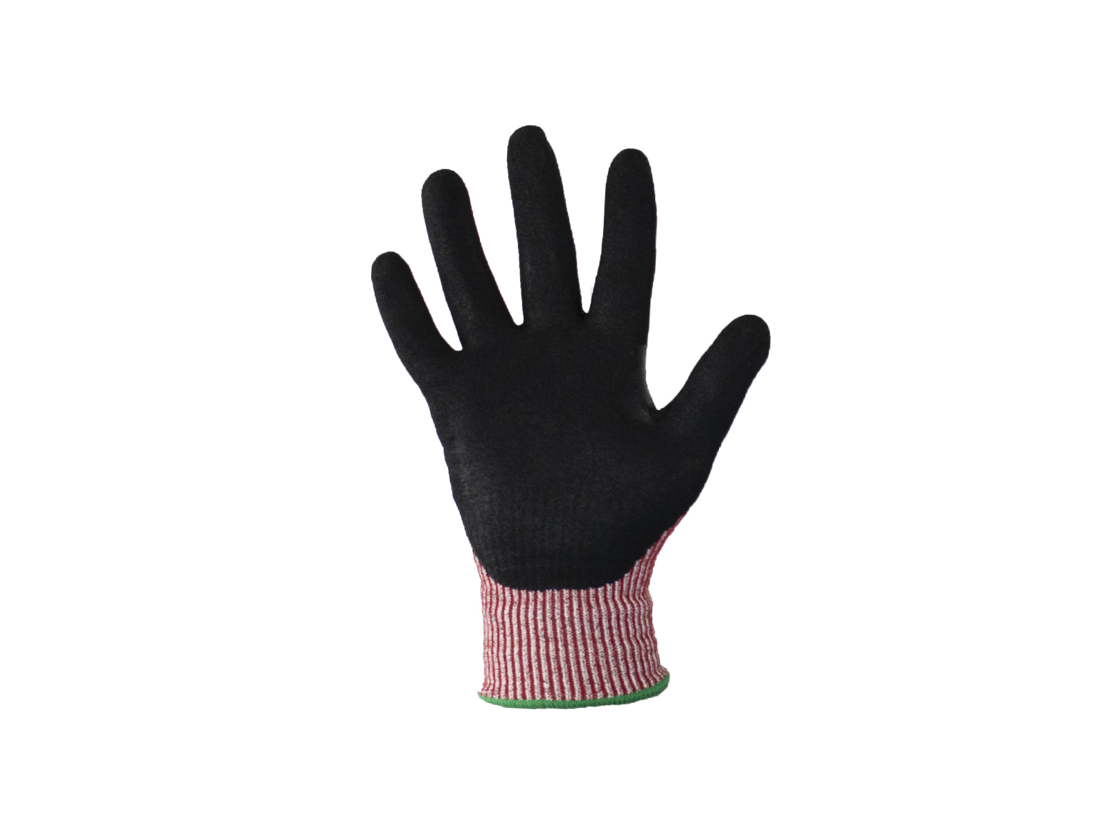 Samurai Protection Cut 5 Safety Gloves w/ excellent grip in wet, dry and oily application -1