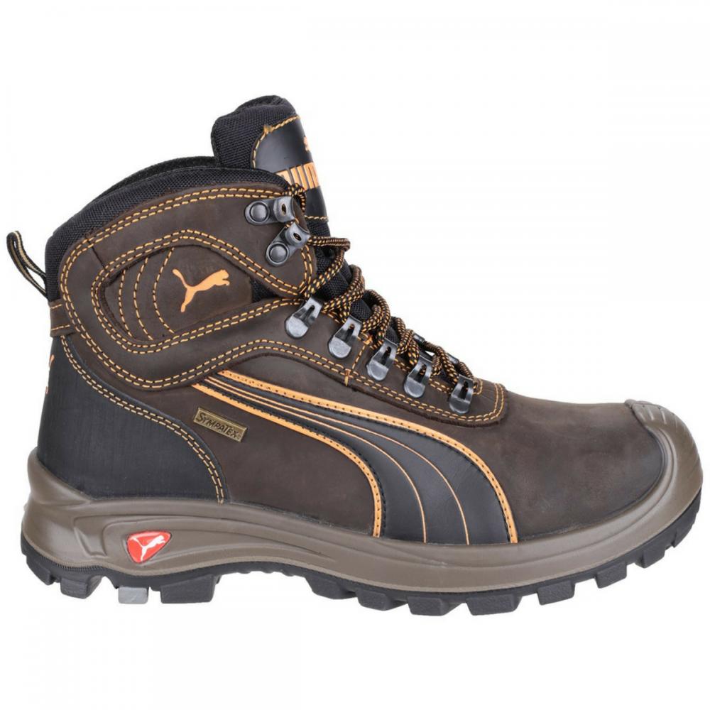 c5311ebc66a5 Puma Safety Sierra Nevada Mid Mens Safety Boots