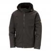 Caterpillar Chinook Waterproof Jacket Black w/ removable hood