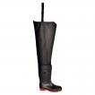 Thigh Safety Wader w/ Steel toecap & midsole