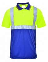 two-tone-polo-shirt