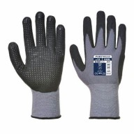 nitrile-pu-mix-dotted-glove