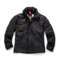 Scruffs Pro Jacket-Blk