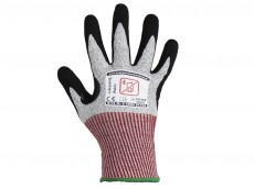 Safety Message Cut5 Gloves