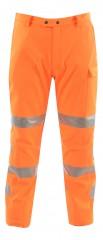 Mens 3 Layer Softshell HV Rail Trouser