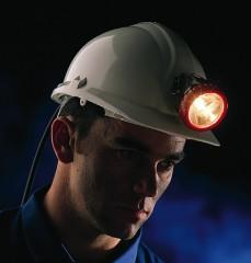 Centurion Miner Safety Helmet