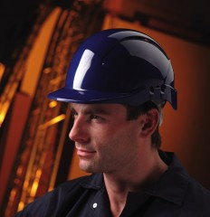 Centurion Concept Safety Helmet w/ Internal card holder for user ID