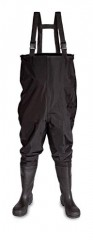 Vital Chest Wader w/ Steel Toecap & Midsole, Welded seams