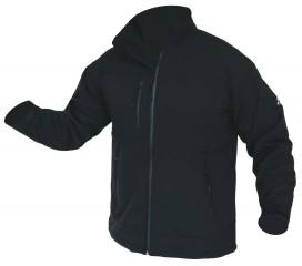 Soft shell windproof fleece Jacket w/ Waterproof Front Zip & Chest Pocket