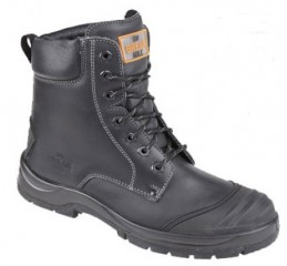 Unbreakable Demolition Safety Boot