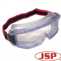 JSP Atlantic Anti-Mist Goggle w/ anti-scratch optically curved lens