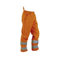 Chainsaw Orange HiViz Type C Trouser