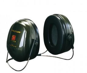 Peltor Optime II neckband ear defenders w/ slimline cup