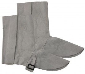 Welders Spats w/ Underfoot Fastening & Hook & Loop Side Fastening