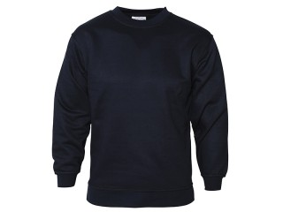 Sterling Sweatshirt w/ Taped back neck, Drop shoulder & waistband