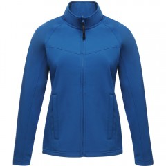 Regatta Ladies Uproar Softshell Jacket w/ water repellent finish