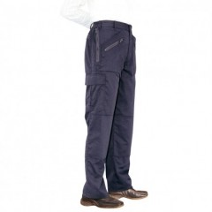 Ladies Action Trousers w/ multiple zip pockets