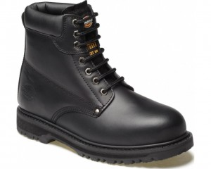 Dickies Cleveland Safety Boot w/ Steel Toe Cap