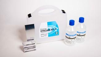 Eyewash (2x 500ml) Premier Kit