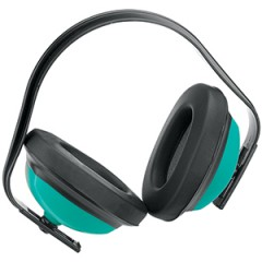 Jsp Supamuff Ear Defender Green